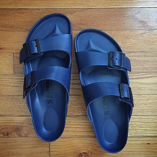 Birkenstock Arizona Waterproof Slide Sandal Men