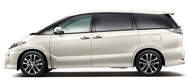 2016 Toyota Estima Hybrid