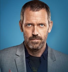 tv show: house m.d., starring hugh laurie, omar epps and robert