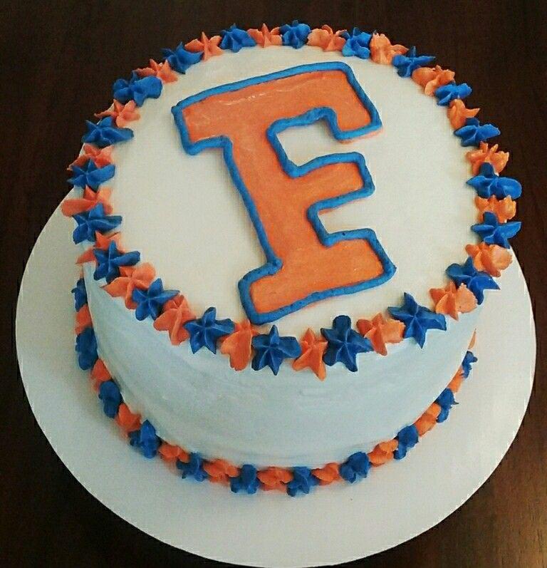 Florida Gators Cake Allen Pinterest Cake