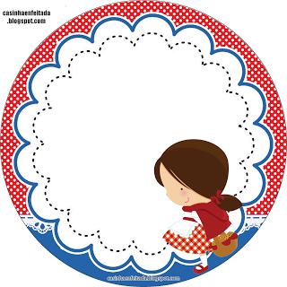 Kit Chapeuzinho Vermelho Para Imprimir Gratis Chapeuzinho