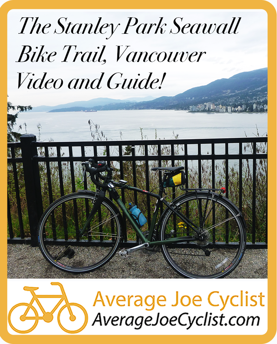 Stanley Park Seawall Vancouver Guide In 2020 Bike Trails