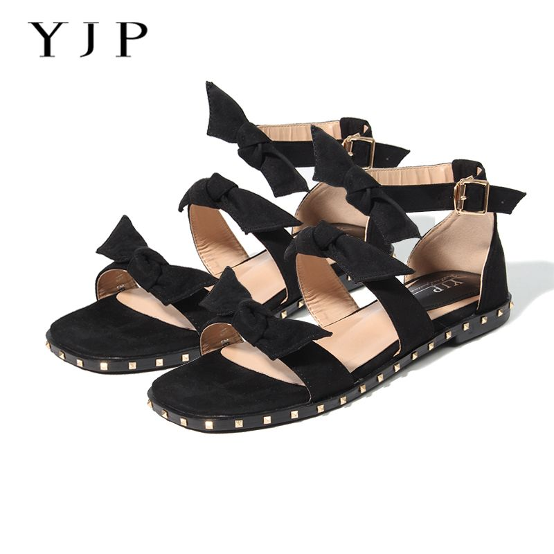 YJP Women Flat Sandals Shoes bc01204fa6e4