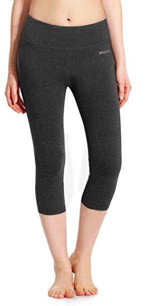 ea530a63dae3b0 Baleaf Women's Yoga Capri Pants Only $14.99 (Reg. $25.99)   Amazing ...
