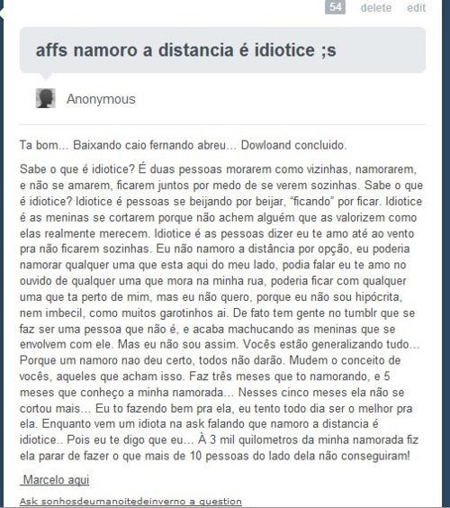 Frases De Amor A Distancia Tumblr Curtas Nemetas Aufgegabelt Info