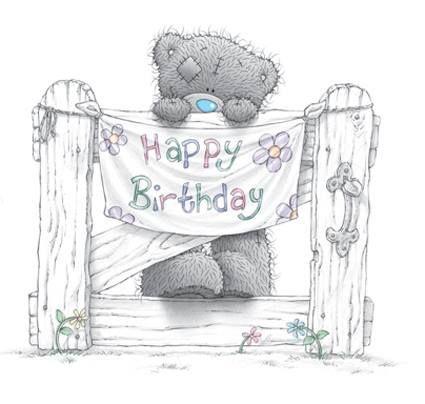 Iiiii Happy Birthday Tatty Teddy Teddy Pictures Teddy Tatty Teddy