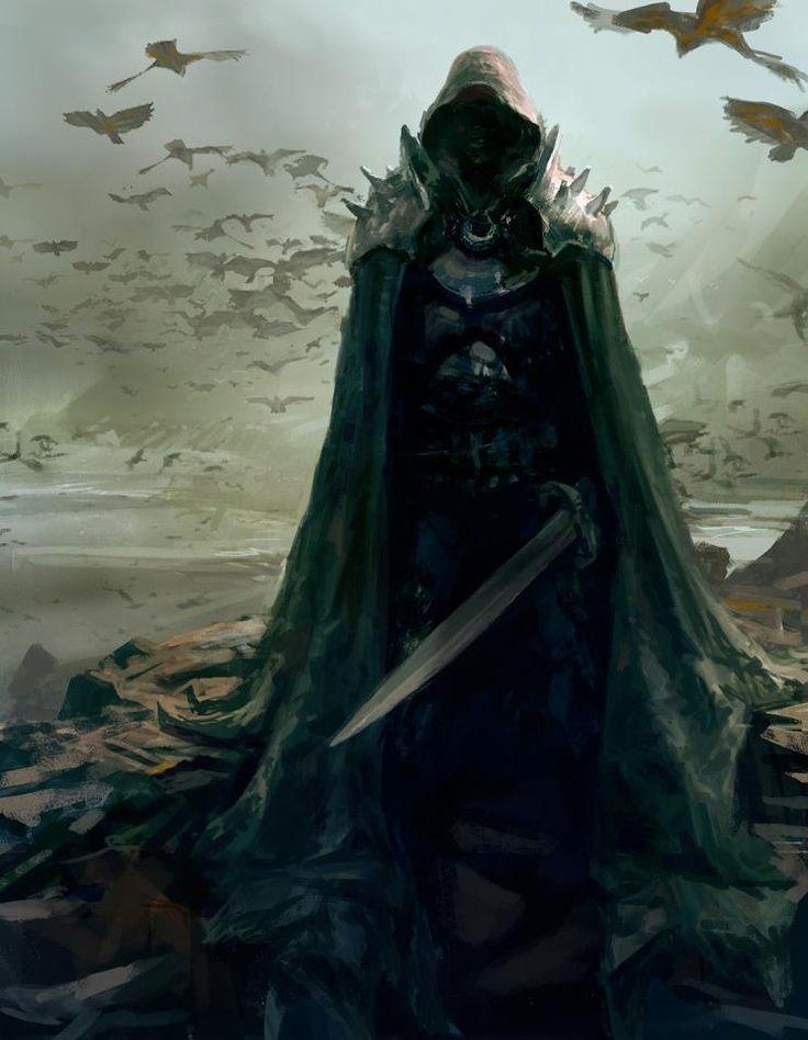 hooded dark wings - بحث Google | Dark | Pinterest | Dark ...