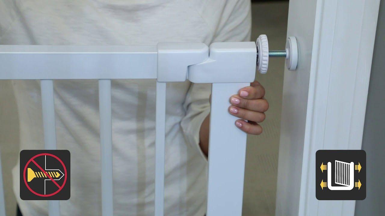 Safety 1st Flat Step gate instruction video