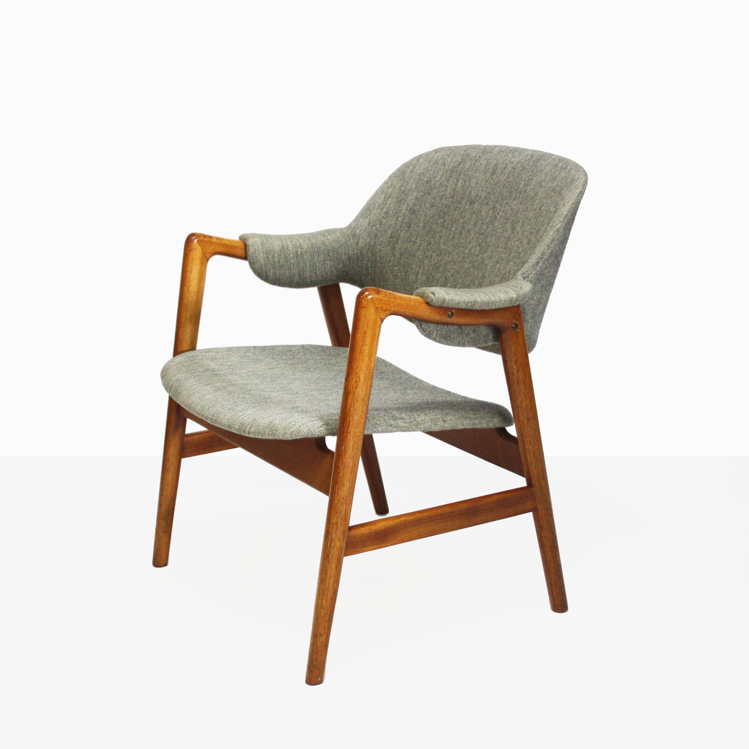 Mid century dansk stol – Skogen Design