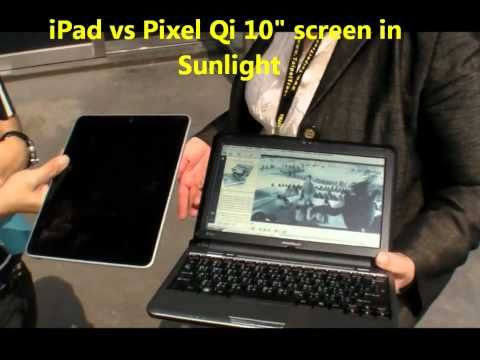 Making Your Own Device With A Pixel Qi Screen Is Getting Easier