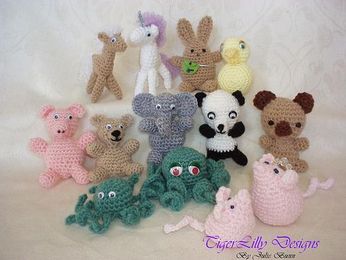 Amigurumi Crochet Animals Pattern Crochet Animal Patterns Crochet