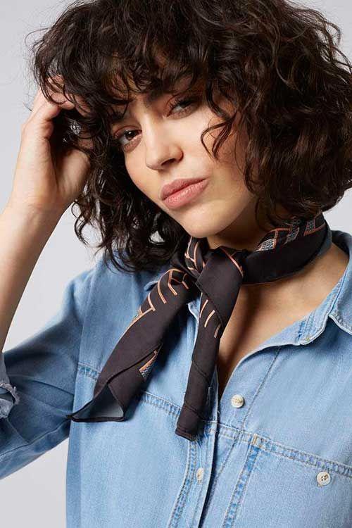 Photo of Schönsten Curly Frisuren mit kurzen Stil