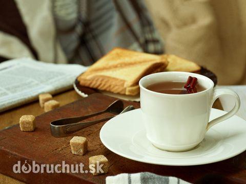 Jablkový čaj