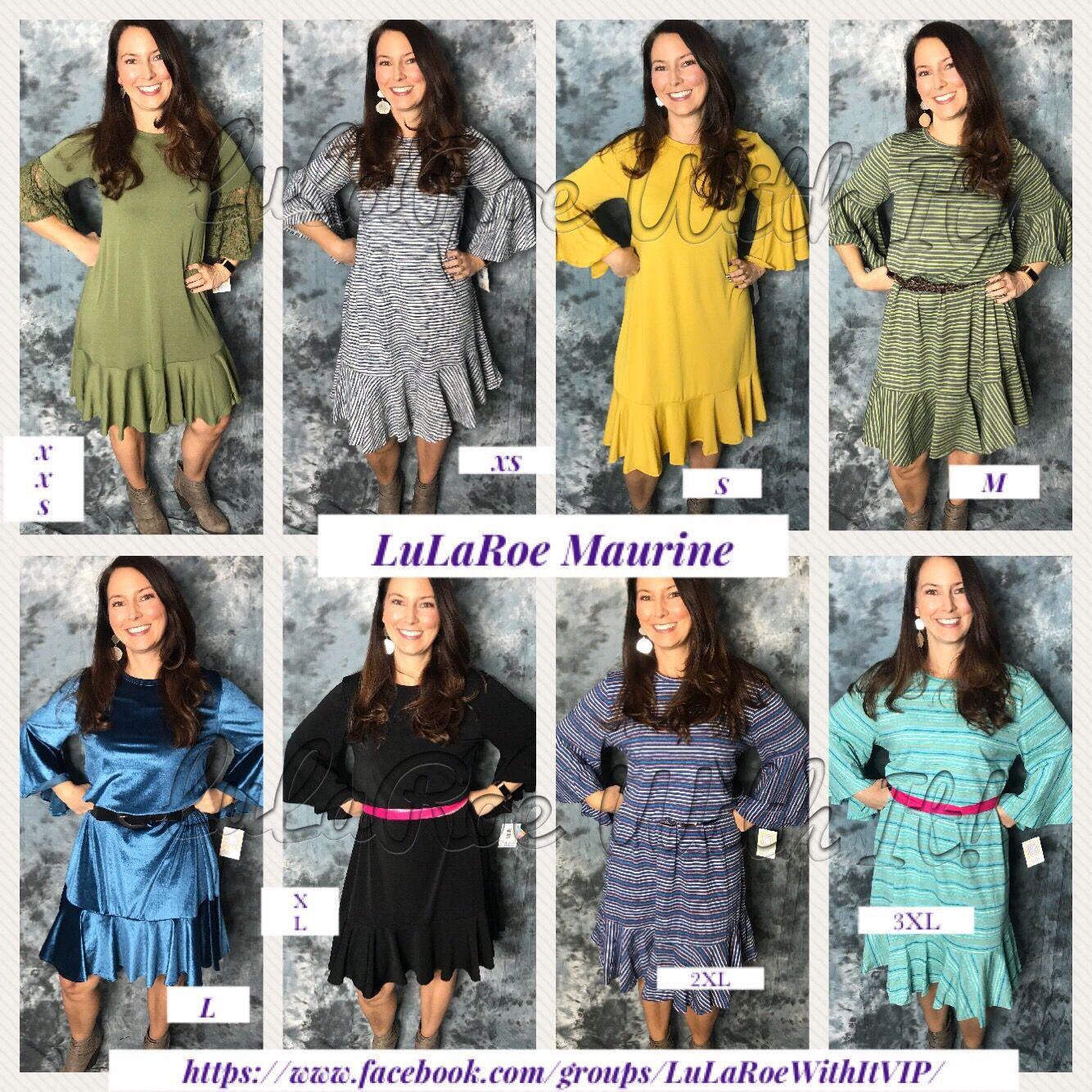 11126b460c9 New Lularoe Maurine dresses!!  lularoe  lularoedress  lularoemaurine   lularoestyle  lularoefashion  lularoefashionconsultant  lularoewithit   lulastyle ...