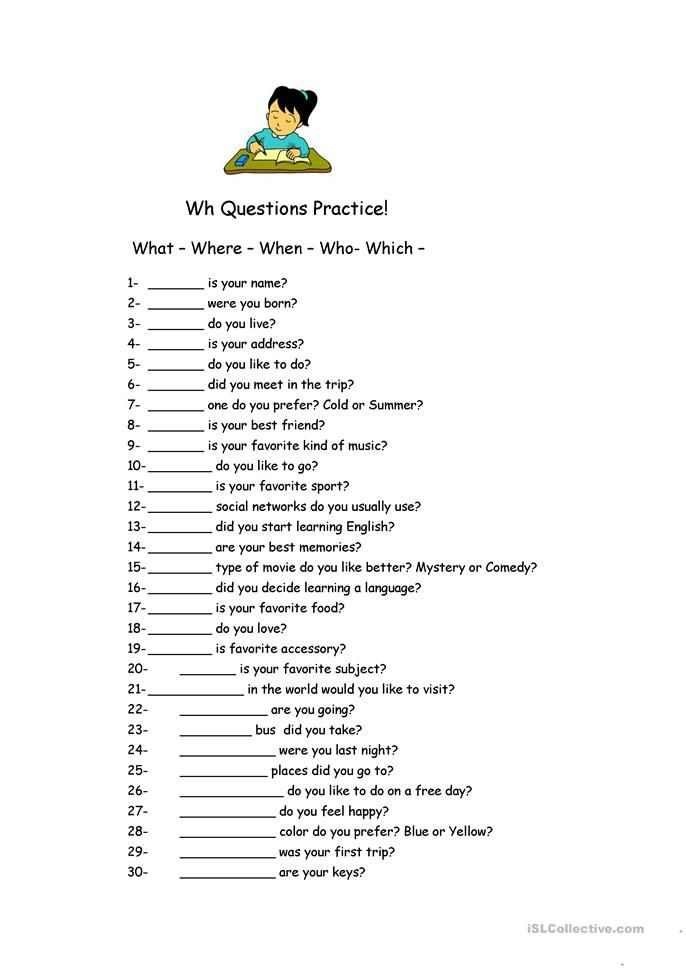 Wh Questions Practice Idiomas Pinterest Wh Questions How Questions Worksheet Wh Questions Practice