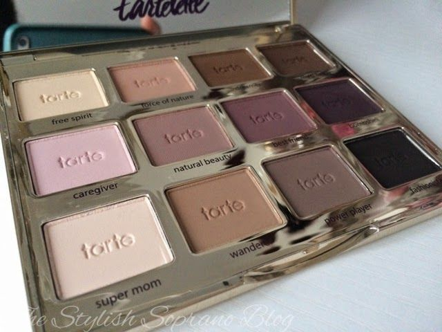 Tartelette Amazonian Clay Eyeshadow Palette! How is it on brown skin? Review here...