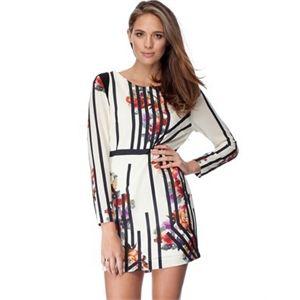 Wish Straightline Shift Dress Dresses Cream Clothing Fashion Brand Sale