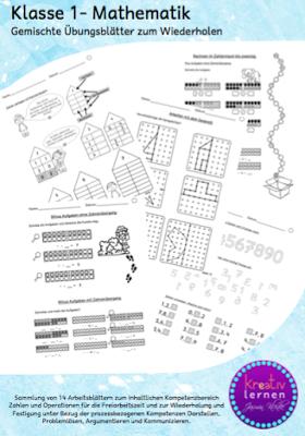 Drachenstübchen | Mathe Klasse 1 - 2 | Pinterest | Arbeitsblätter ...