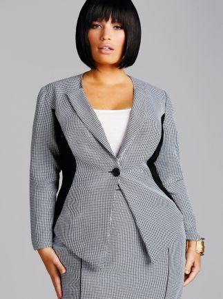 Plus Size Career Dresses   Women\'s Plus Size Work Suits, Tops, Pants ...