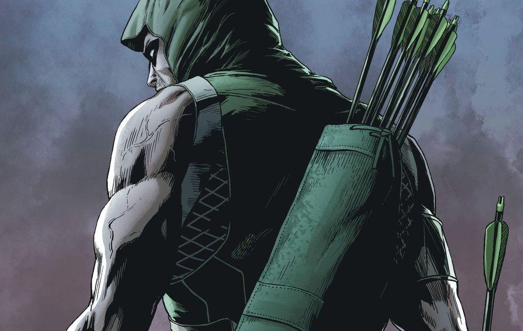 Superhero Green Arrow Dc Comics Wallpaper Manga News
