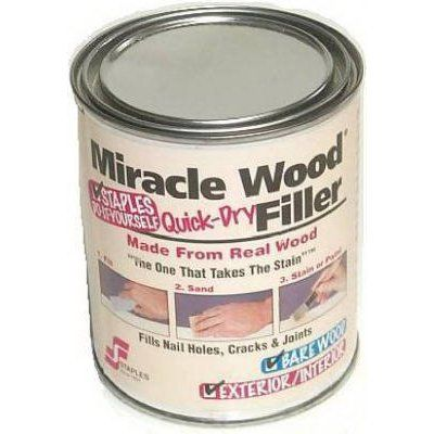 1 Lb Miracle Wood Filler Model 903 True Value Wood Filler Wood Staining Wood