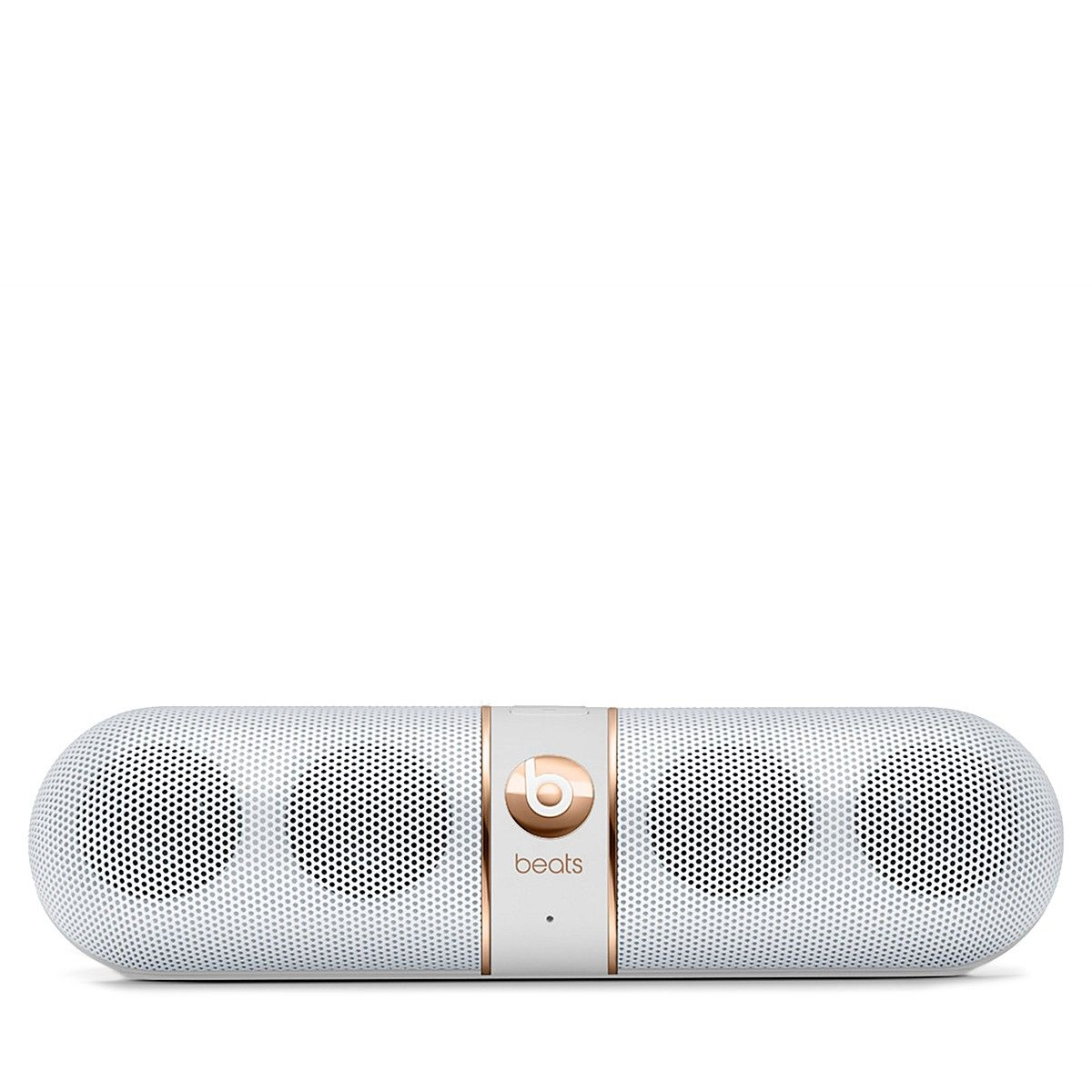 Beats By Dr Dre Rose Gold Pill Portable Speaker Bloomingdale S