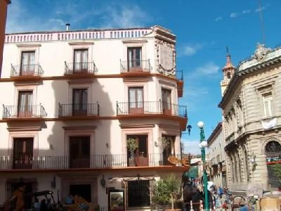 Hotel San Diego In Guanajuato Mexico Haunted Places Guanajuato