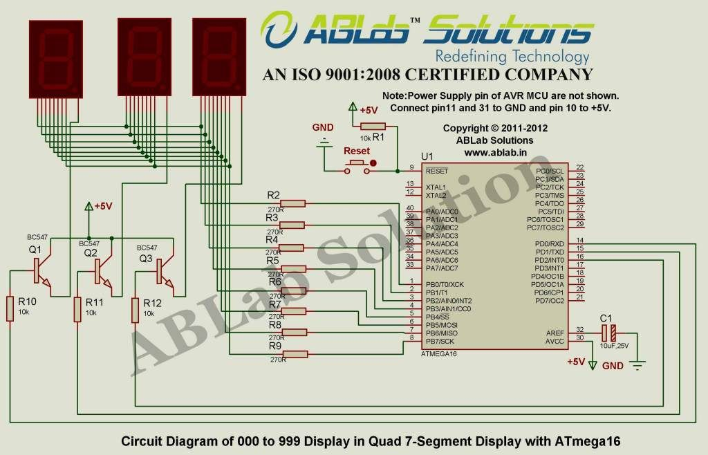 Ab Microcontroller Wiring Diagram - Diagrams online on