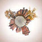 Teekontor II · 90 x 90 cm · Leinwand auf Keilrahmen: € 640,- ·  Aludibond: € 780,- ·  Acrylglas auf Aludibond: € 940,-  · © Stefan Korff