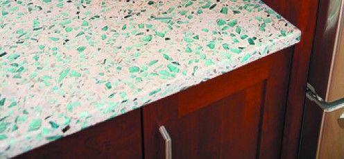 Eco Friendly Countertop Buyer S Guide Glass Countertops