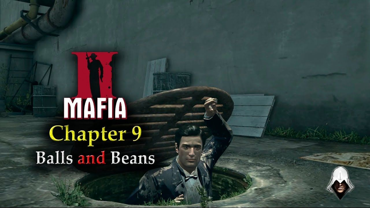 Mafia ii pc gameplay chapter 9 balls and beans save