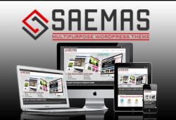 Saemas merupakan template wordpress multifungsi. Hadir dengan 14 pilihan model tampilan homepage. Dilengkapi dengan 3 tool ajaib dan fitur2 keren lainnya. 1. wallpaper post builder: untuk membuat...https://goo.gl/9SloQp