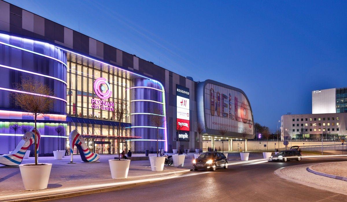 Poznań City Center is open! Bose Architects
