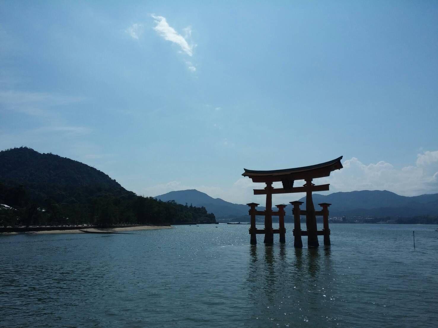 Itsukushima Shinto Shrine, Miyajima, Hiroshima