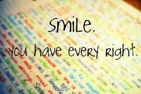 Sonria Tiene todo el derecho :D
