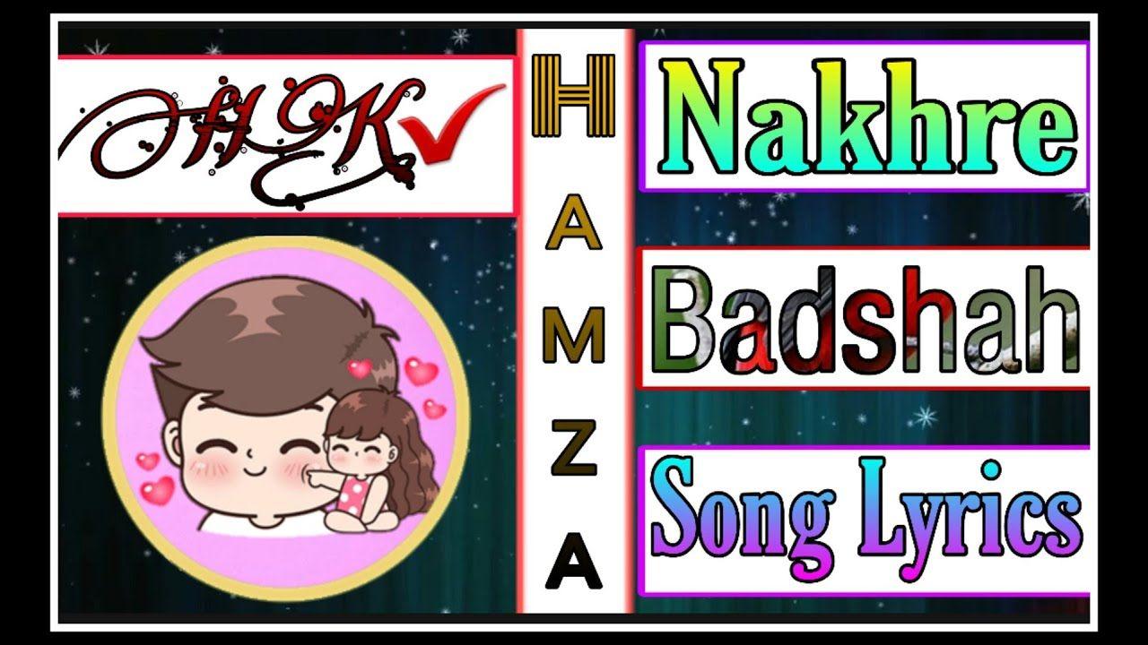 Nakhre kiyun kardi song video lyrics weeding movie