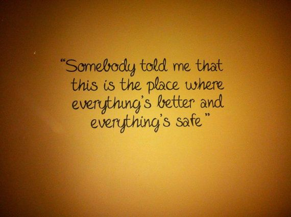 oth quote wall decal