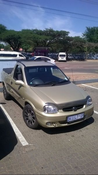 Opel Corsa Bakkie Good Condition Neg Frases Motivacionais
