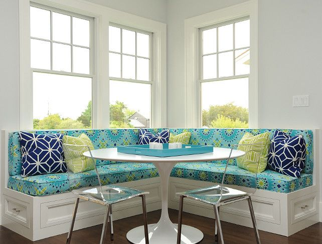 Breakfast Nook Banquette Banquette Ideas Breakfast Nook With