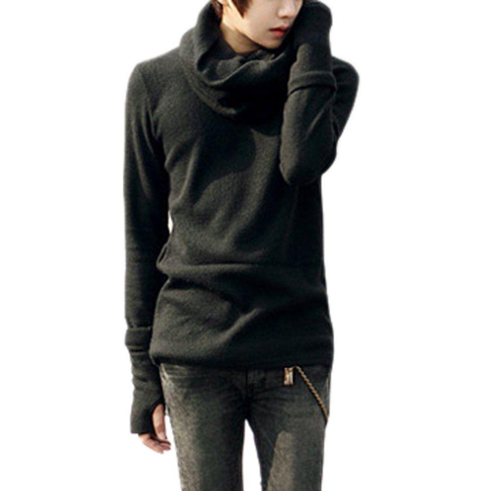 Egelbel Men Hooded Cowl Neck Pullover Detachable Collar Solid Hoodies At Amazon Men S Clothing Store Solid Hoodie Cowl Neck Pullover Hoodies [ 1001 x 1001 Pixel ]