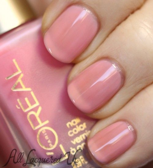 L'Oreal Paris Miss Candy Jelly Nail Polish Swatches & Review ...