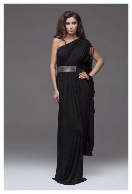 Hermosos vestidos de noche con inspiración asiática Vestidos