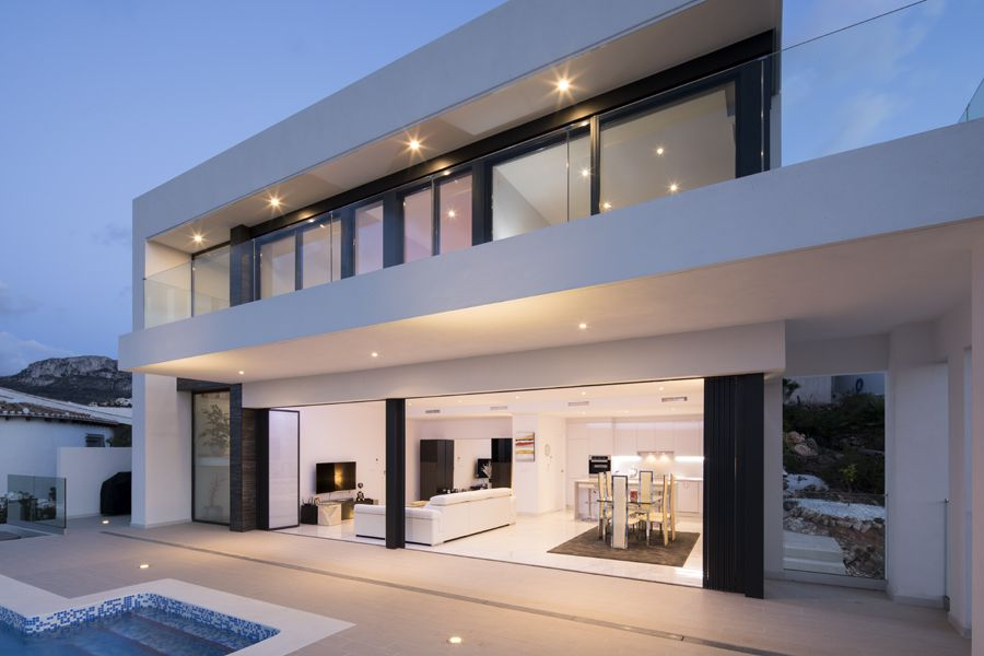 Furnished Luxury Designer Villa on the Costa Blanca