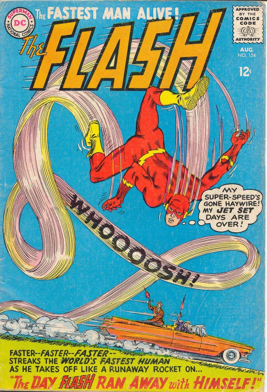 The Flash 154 - Carmine Infantino