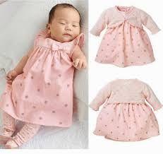 Conjuntos de Niña Ropa Para Bebes Recien Nacido Vestidos Trajes De Bebe Hembra
