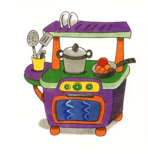 Cocina vocabulario juguetes toys juguetes juguetes - Cocina ninos juguete ...