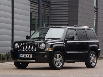 Jeep Patriot S Limited 2008