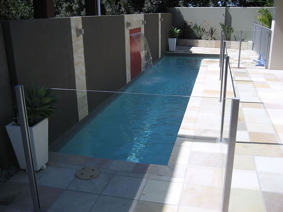 Stunning Narrow Pool Designs Photos - Interior Design Ideas ...