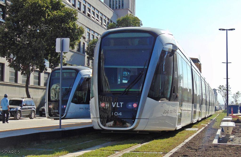 RIO DE JANEIRO | Tramway