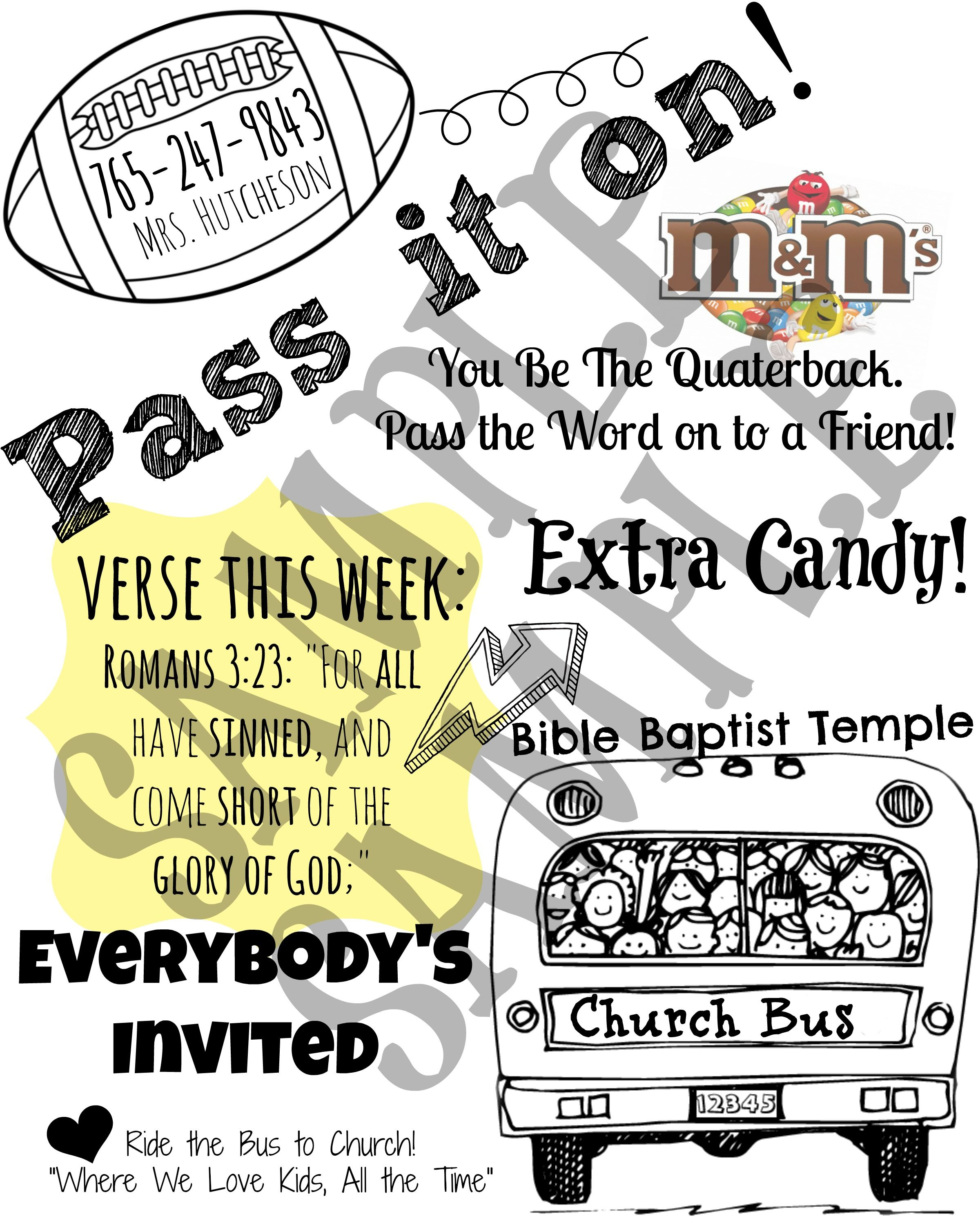 flyer made by andrea hutcheson bus ministry flyers and ideas flyer made by andrea hutcheson